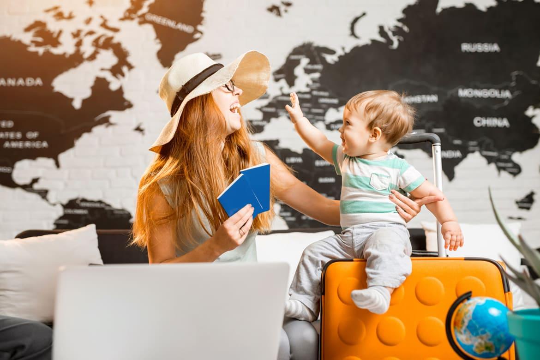 правила выезда с ребенком за границу